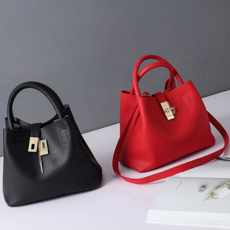 shine, sac à main constance, élégant et raffiné en simili cuir