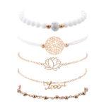Bijoux mode femme, bracelet fantaisie, bracelet vintage, bracelet bohème chic, bijoux marbre, bracelet miriel, fashion, bracelet charme, bracelet glamour