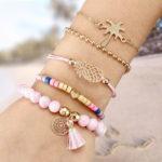 shine, Bijoux mode femme, bracelet fantaisie, bracelet vintage, bracelet bohème chic, bijoux marbre, bracelet miriel, fashion, bracelet charme, bracelet glamour