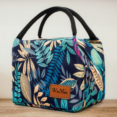Shine boutique, lunch bag tropical, sac repas isotherme