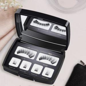 shine, magnétiques réutilisable, 3d réutilisables, accessoire maquillage, accessoire pour etre belle, beaux yeux, fashion, yeux de star, cils sans colle