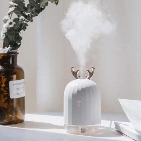 humidificateur-d-air-Maison-Bebe-USB-Charge-Forme-de-Lapin-cerf-Mini-humidificateur-portatif-bume-fraiche-arome-Parfum-electrique-pour-Chambre-Salon-Spa-Yoga-Maage