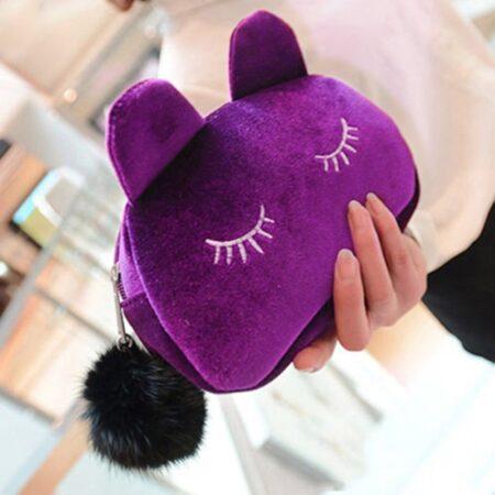 Shine boutique, trousse maquillage chat