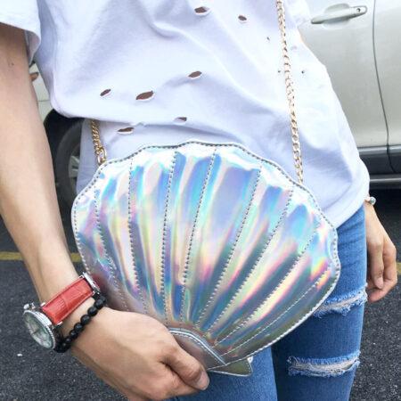 sac mermaid, shine boutique