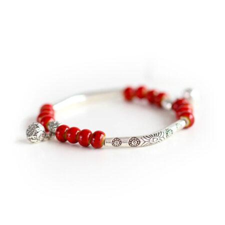 bracelet ethnique arya, shine boutique