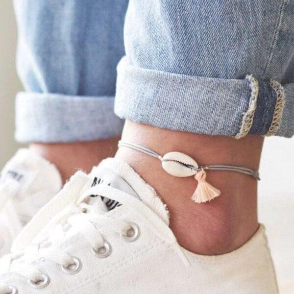 bracelet de cheville Adela, Shine boutique