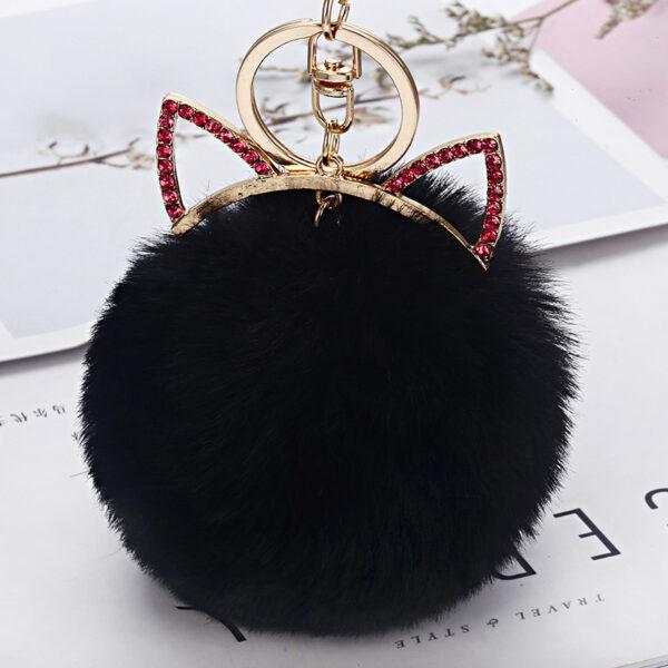 porte-clé cat, shine boutique