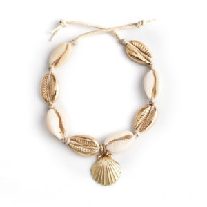 bracelet de cheville Ariela, shine boutique
