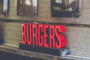 sushis ou hamburger : une question existentielle.