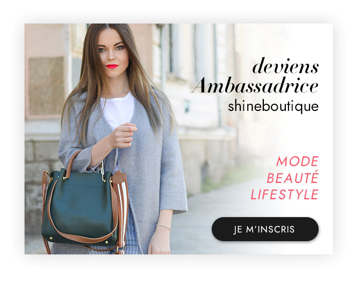 ambassadrice mode beauté instagram facebook