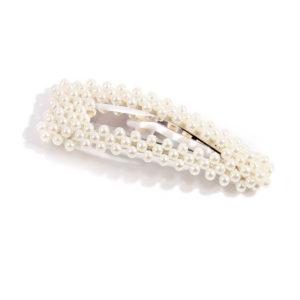 Shine boutique, barrette perles fantine, barrette tendance pour cérémonie
