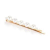 shine boutique, barrette perles artémise, barrette cheveux tendances pour cérémonie, accessoire indispensable