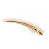 shine boutique, barrette salomé, barrette en perles, accessoire coiffure, barrette pour cheveux