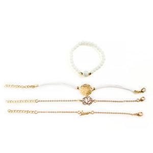 shine boutique, ensemble de bracelets Dalila, bracelet fantaisie