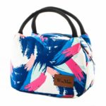 shineboutique, lunch bag gouache, sac repas isotherme