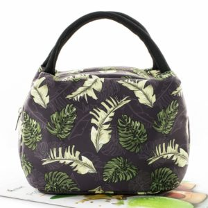 shine boutique, lunch bag jungle, sac repas isotherme