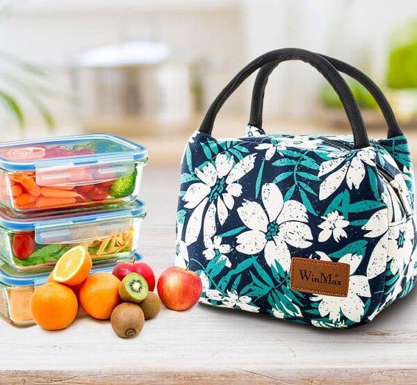 lunch bag femme isotherme