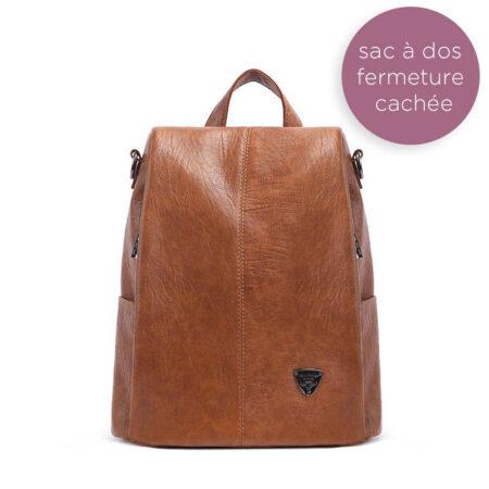 Shine boutique, sac à dos Evita, sac à dos antivol, sac à doc en cuir, sac à dos de voyage