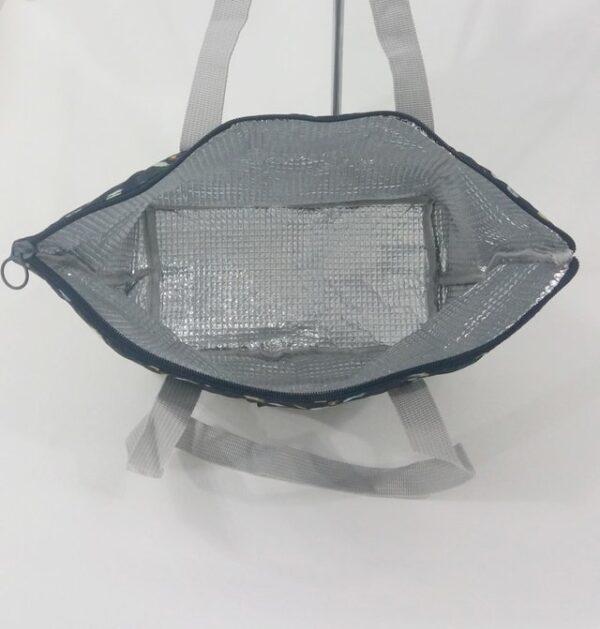shineboutique, sac isotherme aquarius, sac repas isotherme, sac de courses isotherme