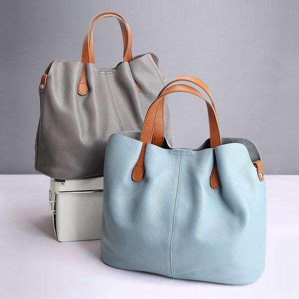 shineboutique, sac bandoulière célia, sac fourre tout, sac cabas, sac en cuir