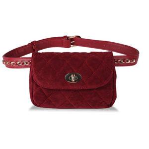 shine boutique, sac ceinture syana daim, sac banane cuir retourné matelassé, clutch, sac bandoulière, sac à main
