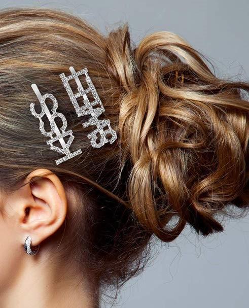 shineboutique, barrette strass kiss, barrette strass sweet, barrette lettrage strassé, barrettes slogan strass, barrette mot strass barrette cheveux, accessoire cheveux, pince strass