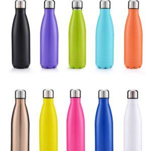 shine boutique, bouteille isotherme colors brillante, thermos
