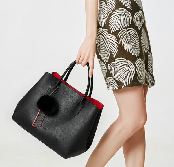 shineboutique, sac à main cabas cristina, sac à main, sac simili cuir, sac à main cuir synthétique