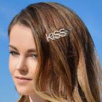shine boutique, barrette strass kiss