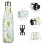 shine boutique, bouteille isotherme cactus, thermos