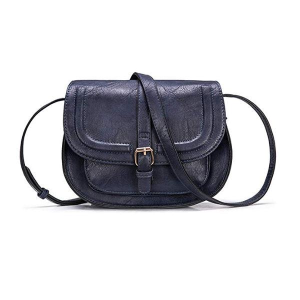 shineboutique, sac bandoulière raphaelle bleu, sac bandoulière, sac à main vegan, sac à main naturel, sac à main similicuir, sac à main bio, sac pour femme, sac chic