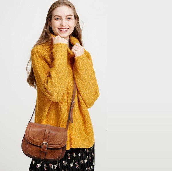 sac main femme bandouliere