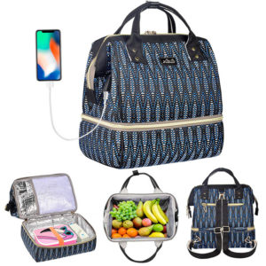 sac à dos isotherme et glacière pour repas