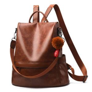 shineboutique, sac à fermeture cachée palma camel