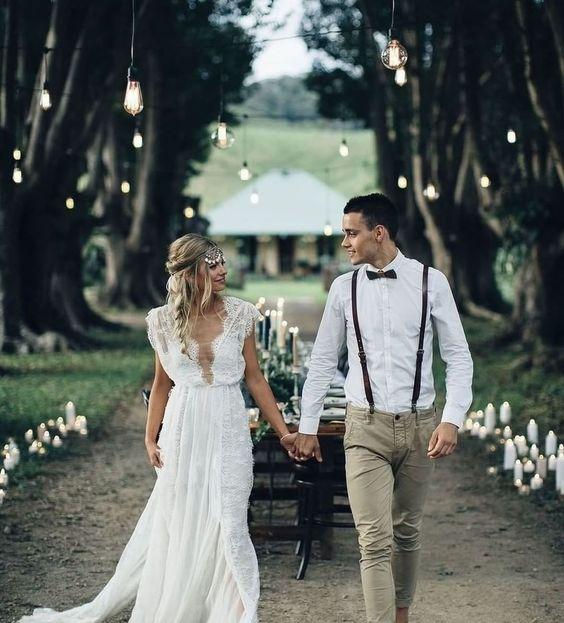 shine boutique, Qu'est ce qu'un mariage bohème chic ?