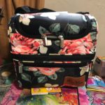 Sac Repas Isotherme Fleurs photo review