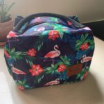 Lunch Bag Flamant Rose