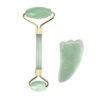 shine boutique, coffret massage facial jade, rouleau de jade, rouleau de massage visage et corps, rouleau de cristal, soin visage