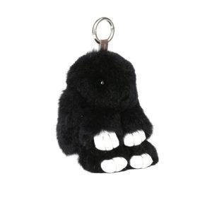 shine boutique, porte-clés lapin fourrure, lapin peluche, porte-clé peluche, porte-clé mignon et doux