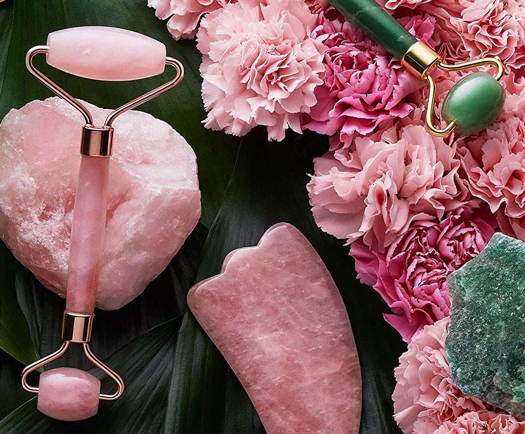 shine boutique, Quel est le meilleur rouleau de jade pour votre peau ?