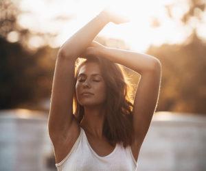 Coffret Massage Facial Améthyste
