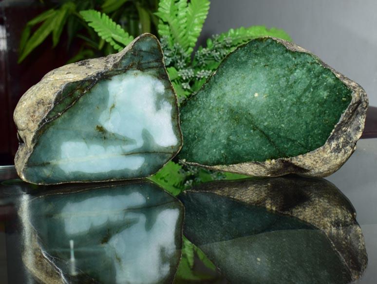 pierre naturelle jade