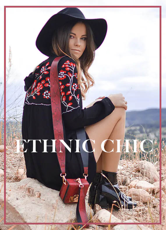 le style ethnic chic