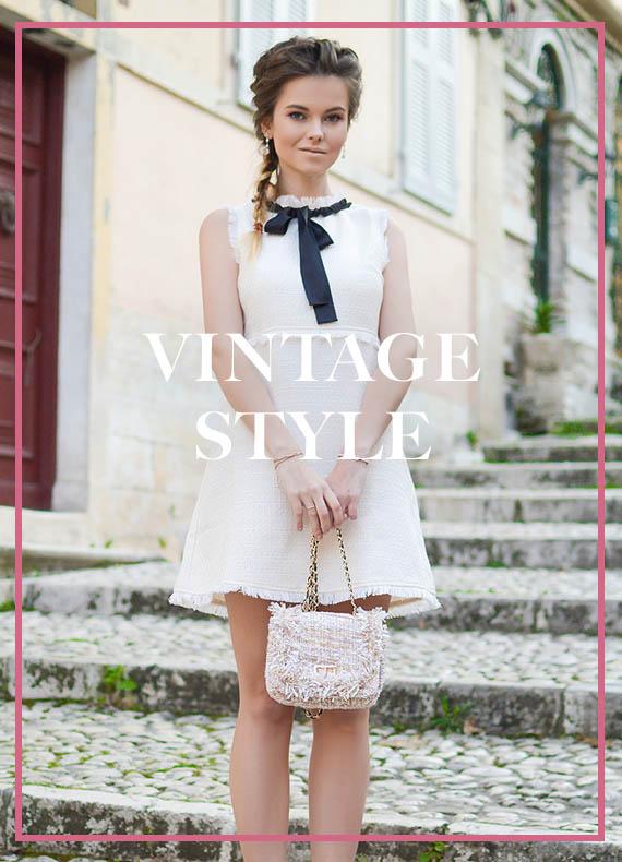 le style mode vintage