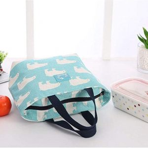 shineboutique, Sac Glaciaire Isotherme Ourson, lunch bag, sac repas isotherme
