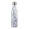 shineboutique, bouteille isotherme marbre, gourde isotherme, bouteille inox