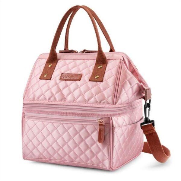 sac repas rose XXL 1