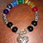 Bracelet Chakras Cœur