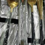 Set de Couverts Inox - Noir