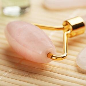 rouleau de quartz rose, shineboutique